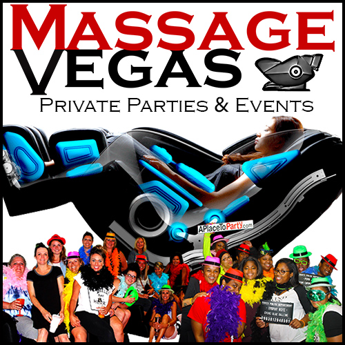 Las Vegas Spa Party Venue